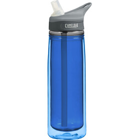 CamelBak eddy Insulated Borraccia 600ml blu